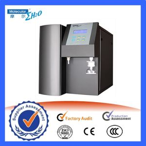 Molgene610d Deionized Pure Water Preparation Machine for Lab pictures & photos