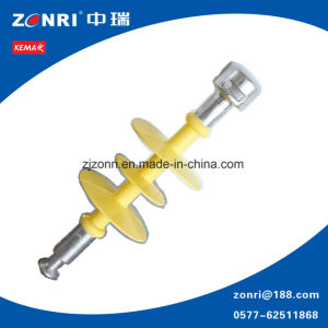 10kv70kn Composite Insulator for Power Transmision with Yellow Color pictures & photos