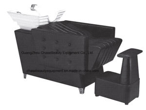 High Quality Salon Beauty Unit Professional Shampoo Chair & Bed pictures & photos