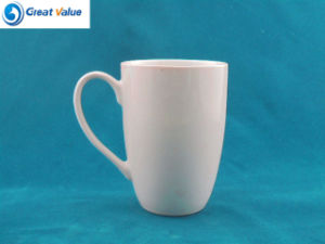 Conical Ceramic Mug Cup with Custom Design pictures & photos