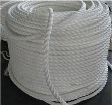 Polyester 16 Strands Mooring Rope pictures & photos