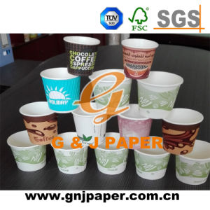 Excellent Quality Drinking Paper Cup with Different Customerized Image pictures & photos