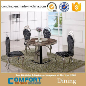 Modern Metal Round Table Home Furniture for Sale