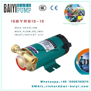 Automatic Booster Pipeline Pump 15byrs10-10 pictures & photos