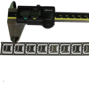 Precision Metal Progressive Die Stamping Strip (Model: RY-SS007) pictures & photos