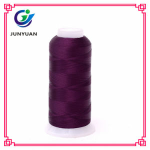 China Manufacturer Embroidery Thread Price, 120d/2 Polyester Thread pictures & photos