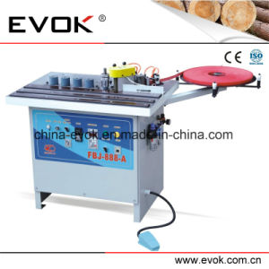 Woodworking Semi Automatic PVC Photo Frame Mannual Edge Banding Machine (FBJ-888-A) pictures & photos
