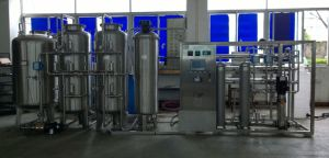 1000lph Single/Double Stage RO Drinking Water Treatment Equipment pictures & photos