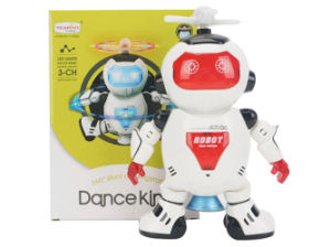 Batter Operated Robot Electric Toy Robot Kids Toy (H0131033) pictures & photos