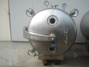 Yzg Series Tube Shape Vacuum Drying Machine pictures & photos