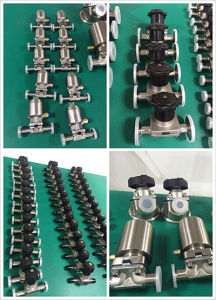 Stainless Steel Sanitary Diaphragm Valve From Kt pictures & photos