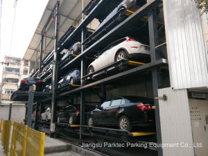 Tunnel Type Stacking Parking System pictures & photos