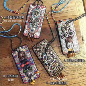 Mobile Phone Case for iPhone6/6s/7/7s Ethnic Style Shell pictures & photos
