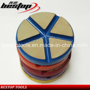 Bestop Top Quality Ceramic Floor Polishing Pad for Marble pictures & photos