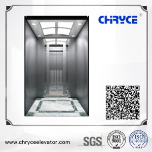 Passenger Elevator with Nice Decoration Good Quality pictures & photos