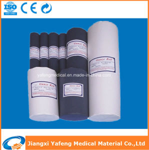 Medical Consumable Compresses Precut Gauze Roll pictures & photos
