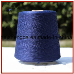 Pure 3A-5A Mulberry Raw Silk Yarn for Knitting pictures & photos