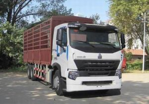 Sinotruk HOWO A7 10-Wheels 6*4 Cargo Truck pictures & photos
