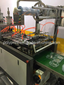 Flat Lid Forming Machine (PPBG-500) pictures & photos