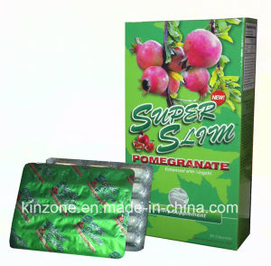 Super Slim Pomegranate Slimming Capsule Fruit Weight Loss Diet Pills pictures & photos