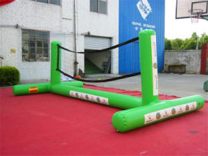 Channal Air Tight Inflatable Water Volleyball Net for Sale pictures & photos