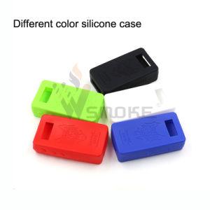 Vivismoke Hot Selling 2016 Hotsale Colorful Snowwolf Mini 75W Silicone Case pictures & photos