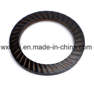 Black Steel DIN 2093 Disc Spring Conical Washer pictures & photos
