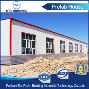 Prefabricated Steel Structure Building for Workshop pictures & photos