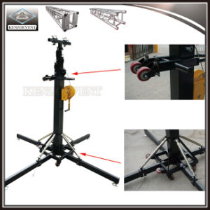 Heavy Duty 250kg Load Elevator Lifting Lighting Stand Crank Stand pictures & photos