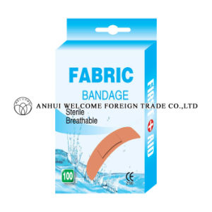 Adhesive Bandage, Disposable Wound Plaster pictures & photos