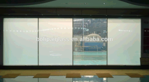 Pdlc Film Electrically Switchable Smart Glass Film pictures & photos