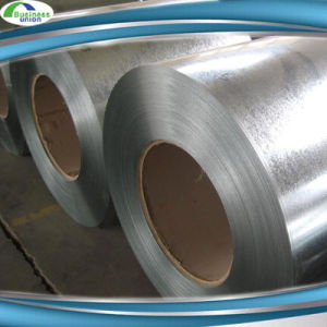 Znic Coating 40-350g Galvanized Steel Sheet Coil pictures & photos