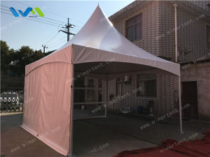 5X5m Aluminum Pagoda Tension Frame Wedding Tent with Windows pictures & photos