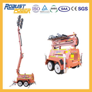 Diesel Powered Light Towers for Sale pictures & photos
