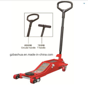 T820028d (S) Professional Long Floor Jack 2t pictures & photos