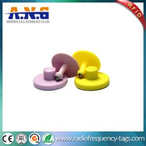 Livestock Lf RFID Passive Tags RFID Animal Ear Tag pictures & photos