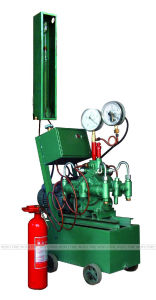 Automatic Fire Extinguisher Hydraulic Test Machine pictures & photos