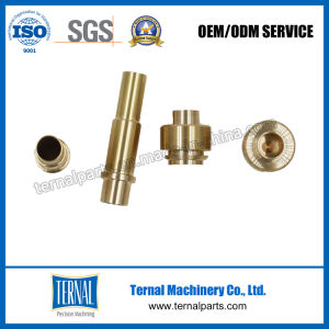 Copper/Brass High Precision CNC Machining Customized Parts pictures & photos