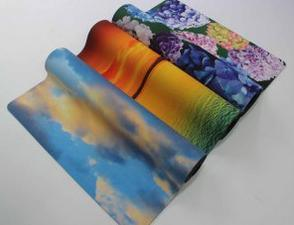 Suede Yoga Mat for Lose Weight pictures & photos