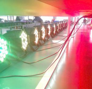 PAR64 18X10W 4in1 Indoor LED PAR Stage pictures & photos