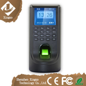 Fingerprint Access Control with Time Attendance Terminal, TCP/IP pictures & photos