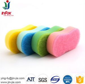 Customized Tub Floor Cleaning Scouring Sponge pictures & photos