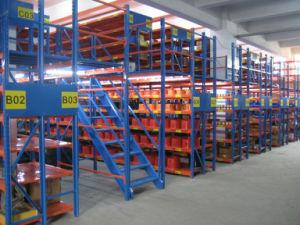 Multi-Level Warehouse Storage Mezzanine Floor Racking pictures & photos
