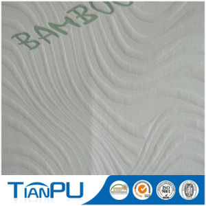 Bamboo Rayon Polyester Jacquard Textiles Bedding Fabrics pictures & photos