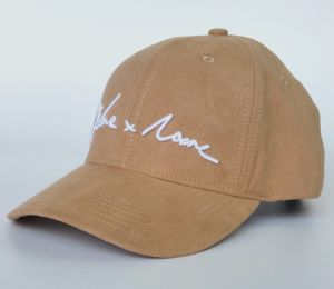 UK Popular Suede Baseball Cap Hat Manufacturer pictures & photos