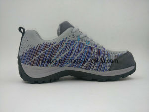 Sport Style Wearable Fabric Klyknit Safety Shoes (16063) pictures & photos