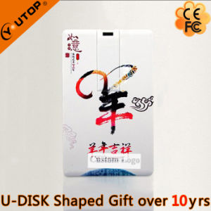 Zodiac Sign Logo Name/Credit Card Gift USB3.0 Drive (YT-3101-3.0) pictures & photos