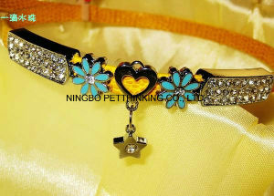 Luxury Dog Collar, necklace. Bling Pet Products pictures & photos
