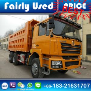 2015 Used Second Hand 6X4 Shacman Tipper Dump Truck
