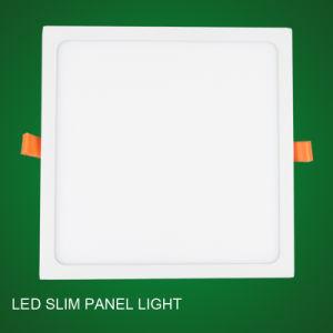High Brightness Ultra Thin Aluminum Housing 12 Watt LED Panel Light